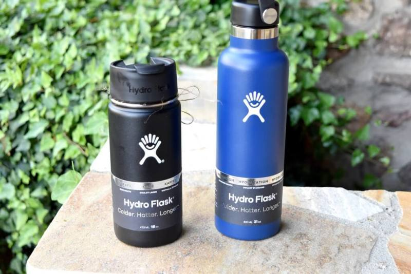 Bouteilles isothermes Hydroflask