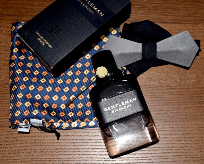 Test de Gentleman givenchy eau de Parfum Boisée