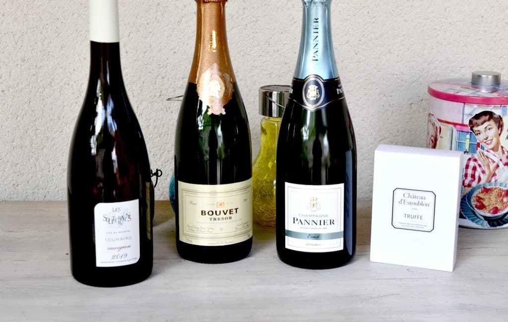 Sélection Champagne Fête des pères 2020