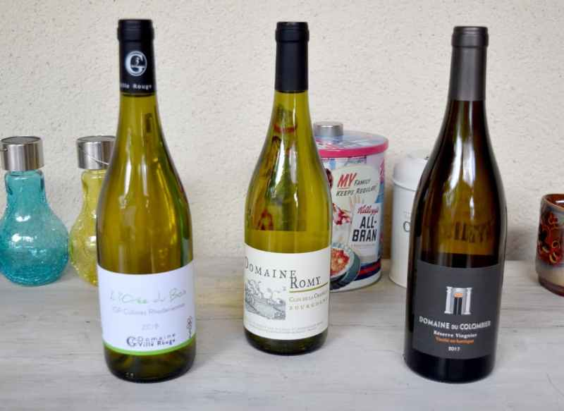 vins blancs pour l'été 2020