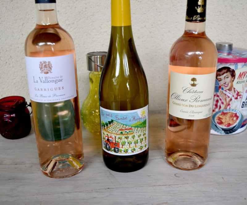 Sélection vins pour l'été 2020 : blanc et rosés