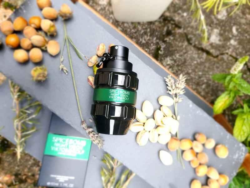 Test & avis du Spicebomb Night Vision Eau de Parfum