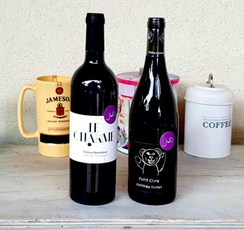 Box Les Vins de JUD : vins bio et naturels