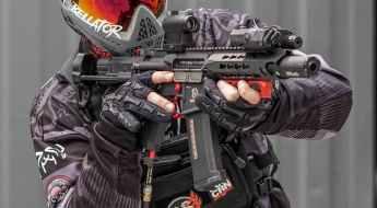 Pistolet USP Tactical de chez Heckler & Koch