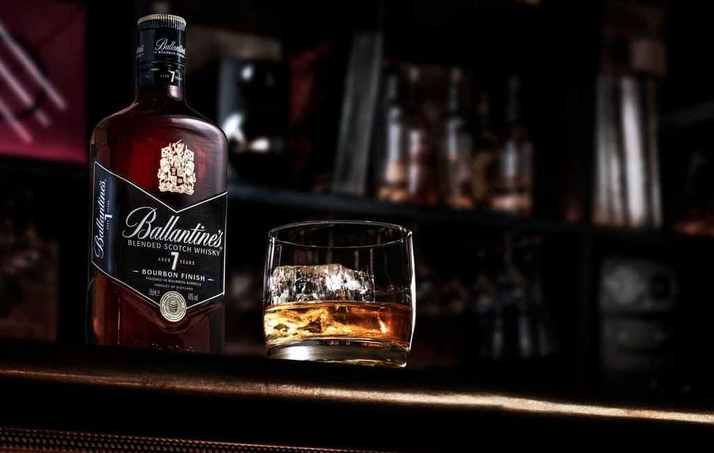 Ballantine's 7 ans Bourbon Finish