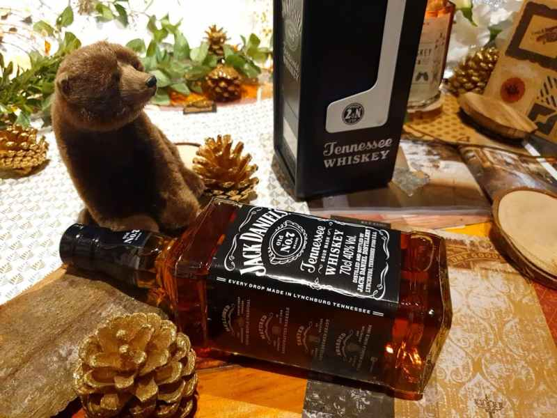 Coffret Jack Daniel's Noël 2020