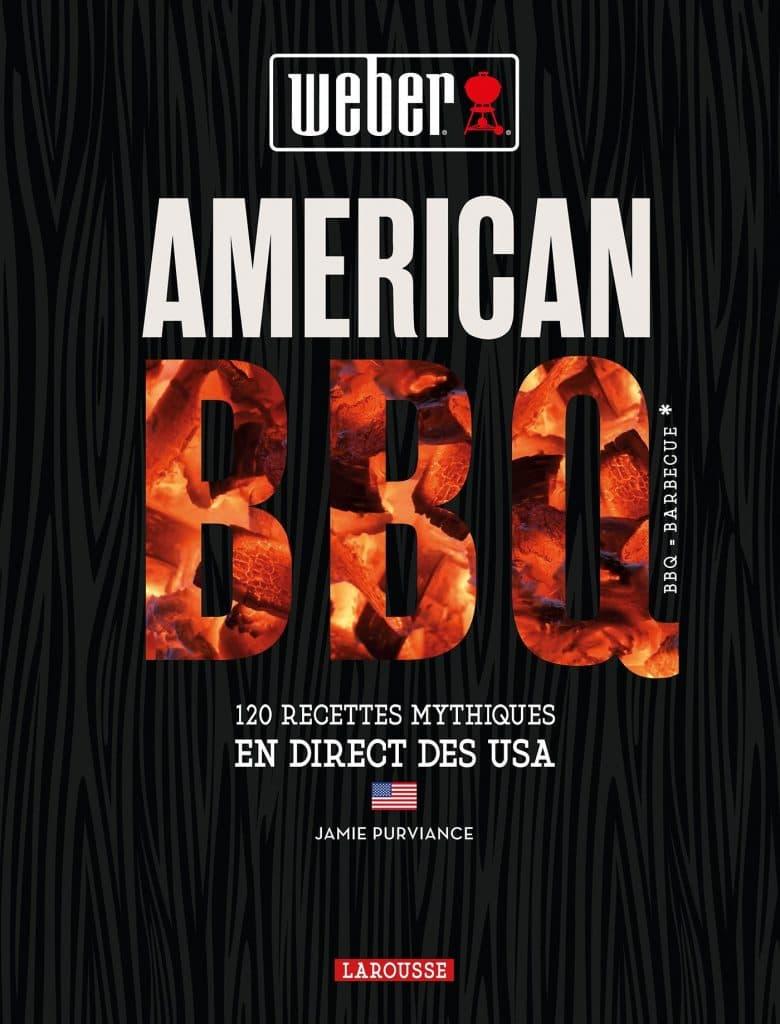 Sélection livres recettes BBQ