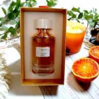 Orange de Bahia Boucheron, un jus hespéridé et laiteux