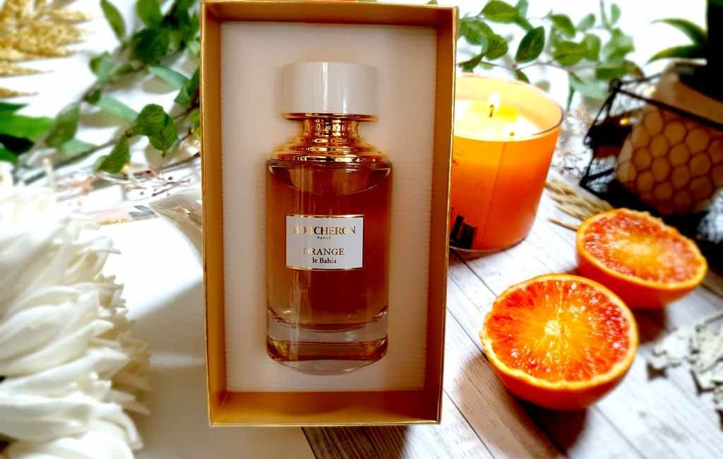 Orange de Bahia Boucheron