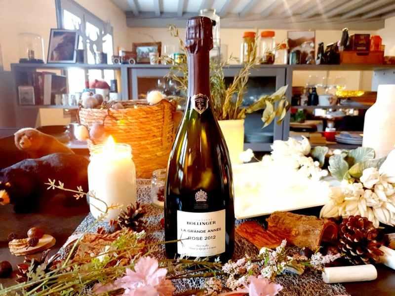 11 vins pour les grandes occasions : Bollinger LGAR 2012