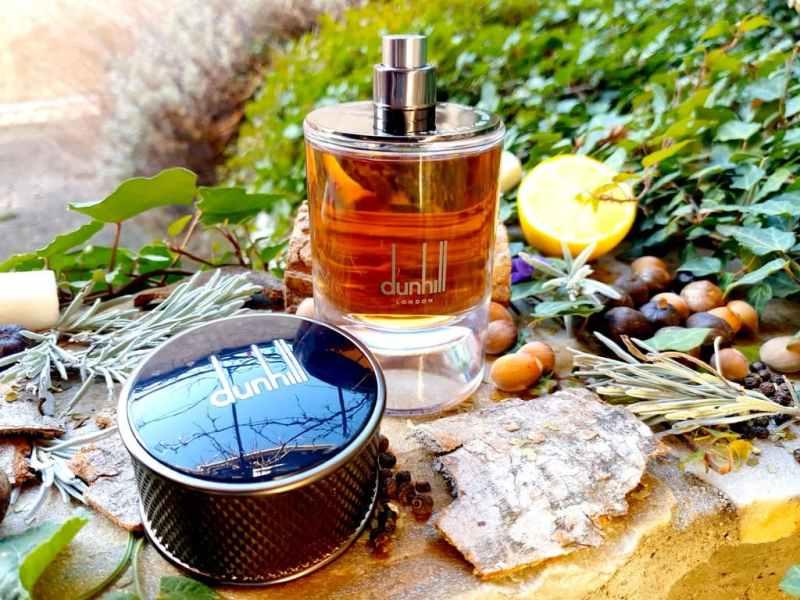 British Leather Dunhill eau de parfum