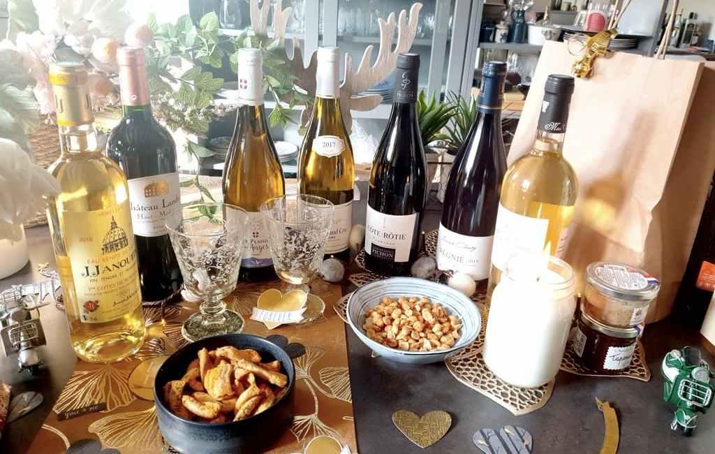 Notre Sélection de vins pour une Saint-Valentin 2021 au top