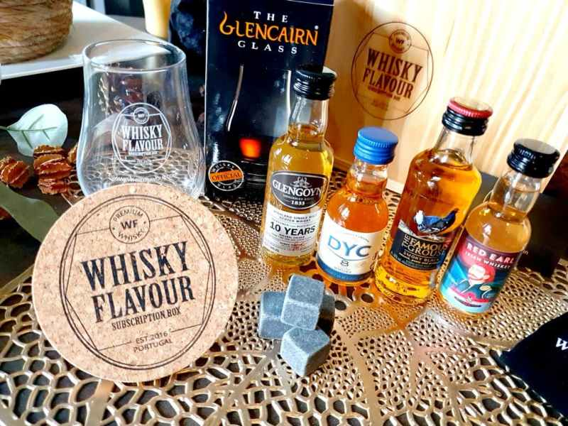 Whisky Flavour, meilleure box whisky