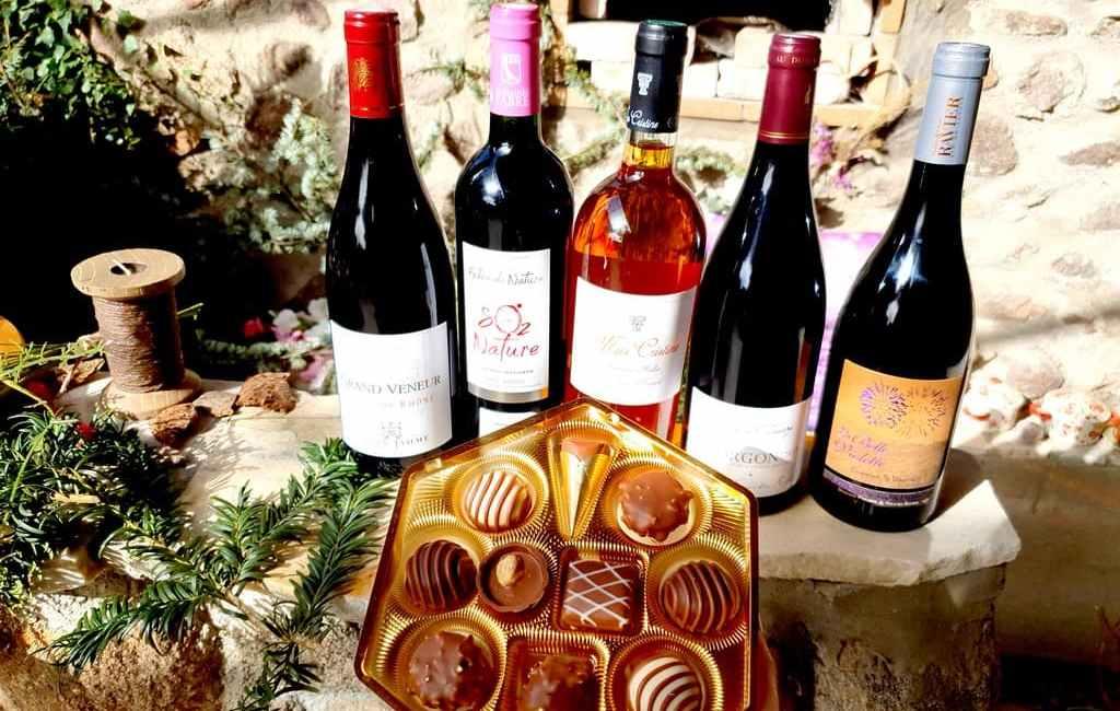 Accords vins et chocolat