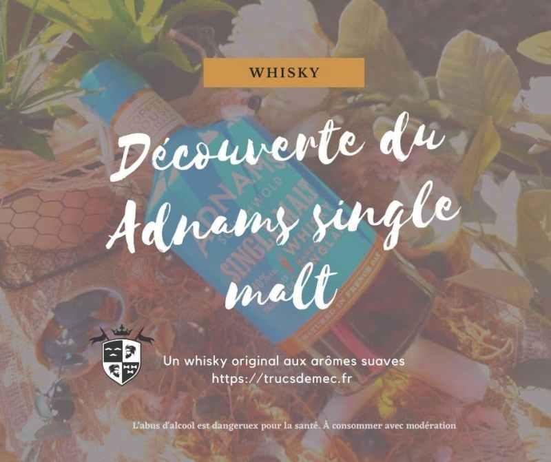 Adnams Single Malt Whisky