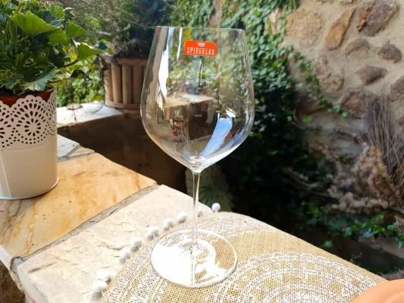 Les verres Spiegelau dégustation Bordeaux