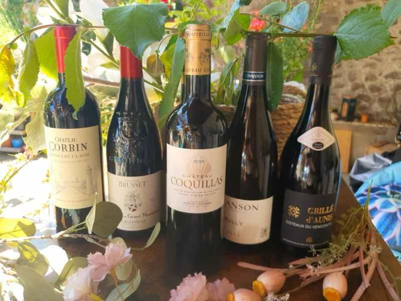 8 vins et champagnes pour l'été 2021 : Château Coquillas 2018