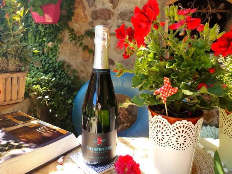 8 vins et champagnes pour l'été 2021 : Champagne Charpentier Art-IF-ICe