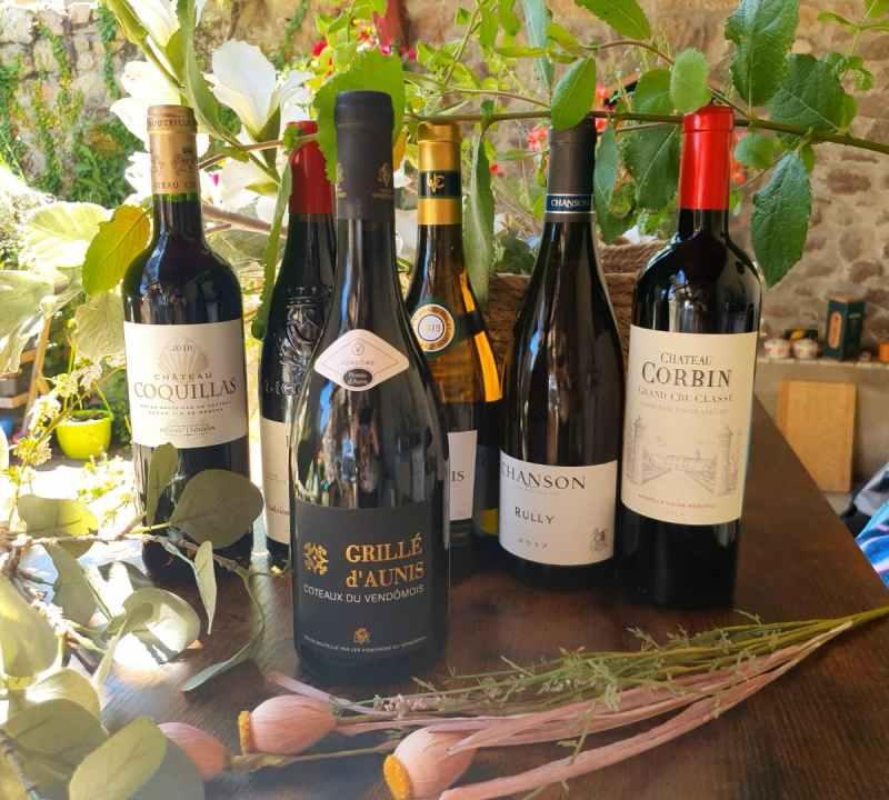 8 vins et champagnes pour l'été 2021 : Grillé d'Aunis
