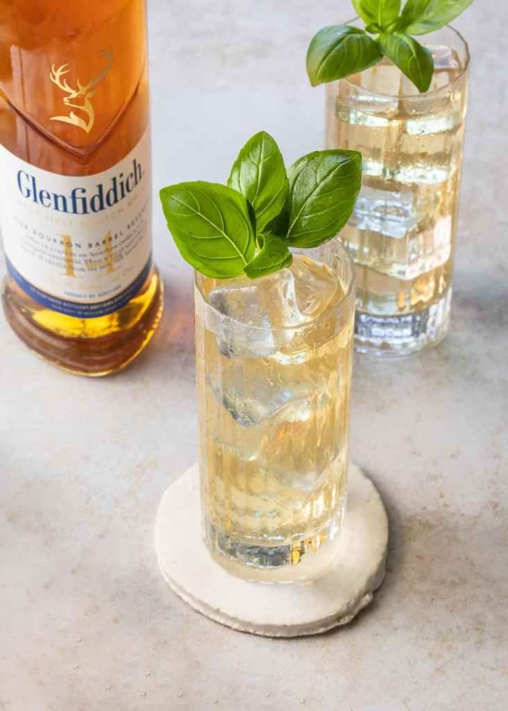 Cocktails GLENFIDDICH - Coconut Highball
