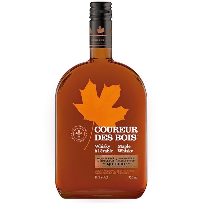 Découvrez les whiskies Canadiens avec Trésor d'Erable