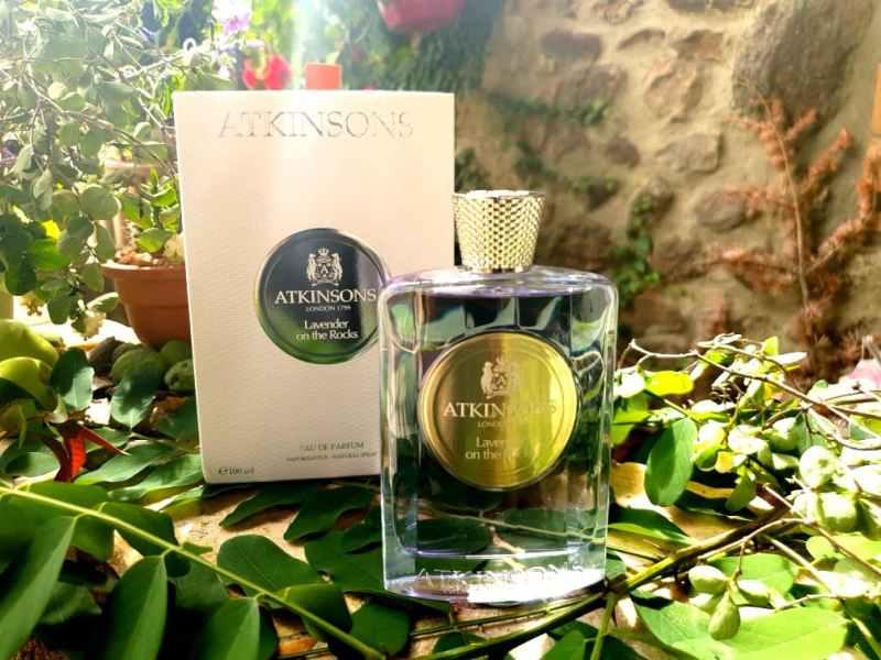 Eau de parfum Lavender On The Rocks Atkinsons - test & avis