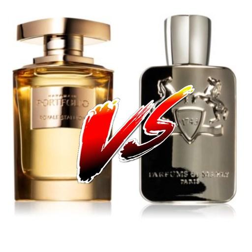 Portofolio Royale Stallion VS Pegasus Parfums de Marly
