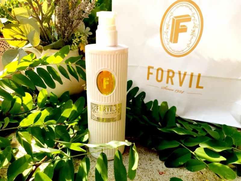 après-shampoing Revitalisant Démêlant Forvil