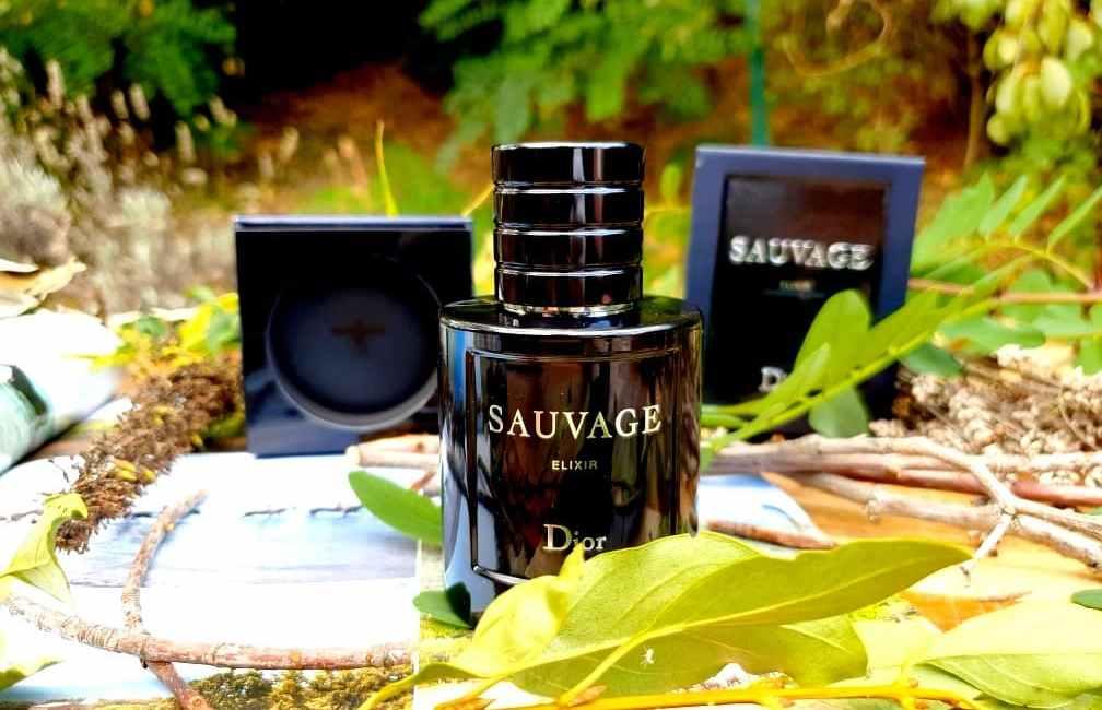 Sauvage Elixir Dior
