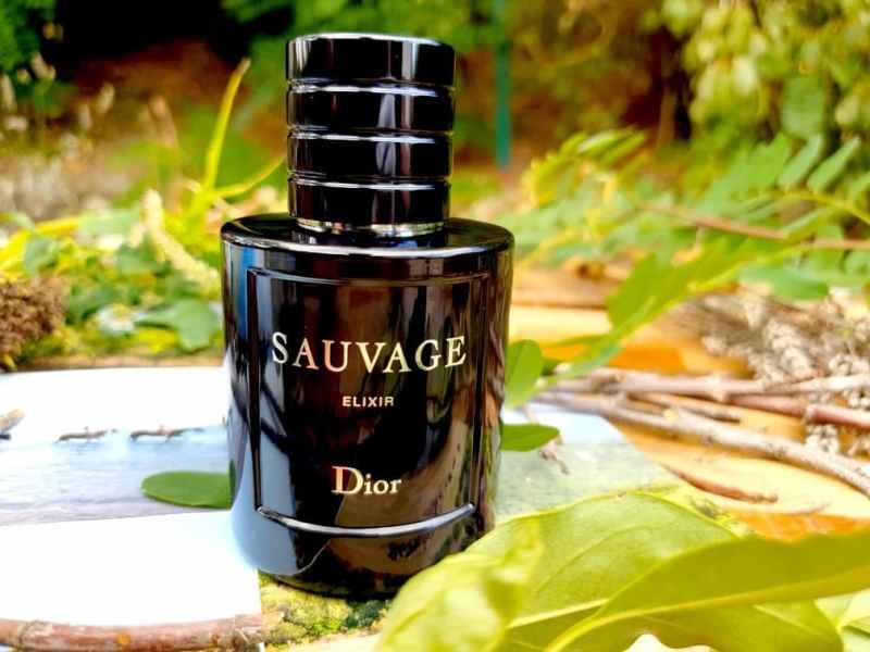 Sauvage Elixir Dior - test & avis