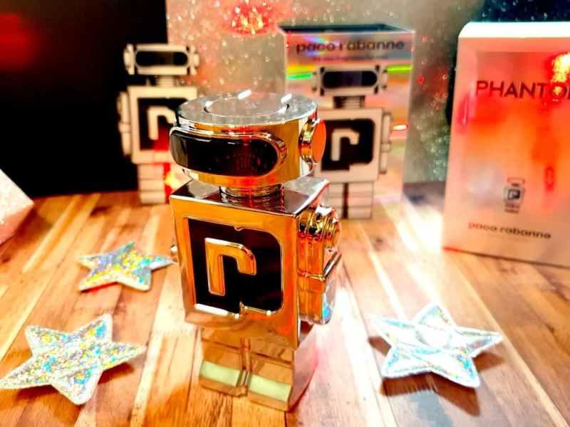 Phantom Paco Rabanne, le premier parfum connecté