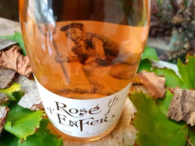 Sélection de vins pour l'été 2021 (partie 3) : rosé d'enfer