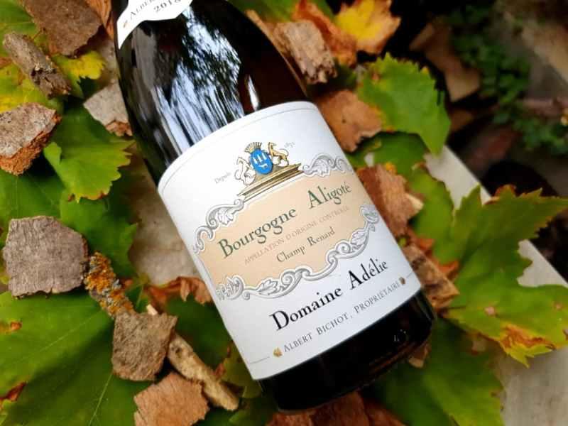 Sélection de vins pour l'été 2021 (partie 3): Bourgogne aligoté