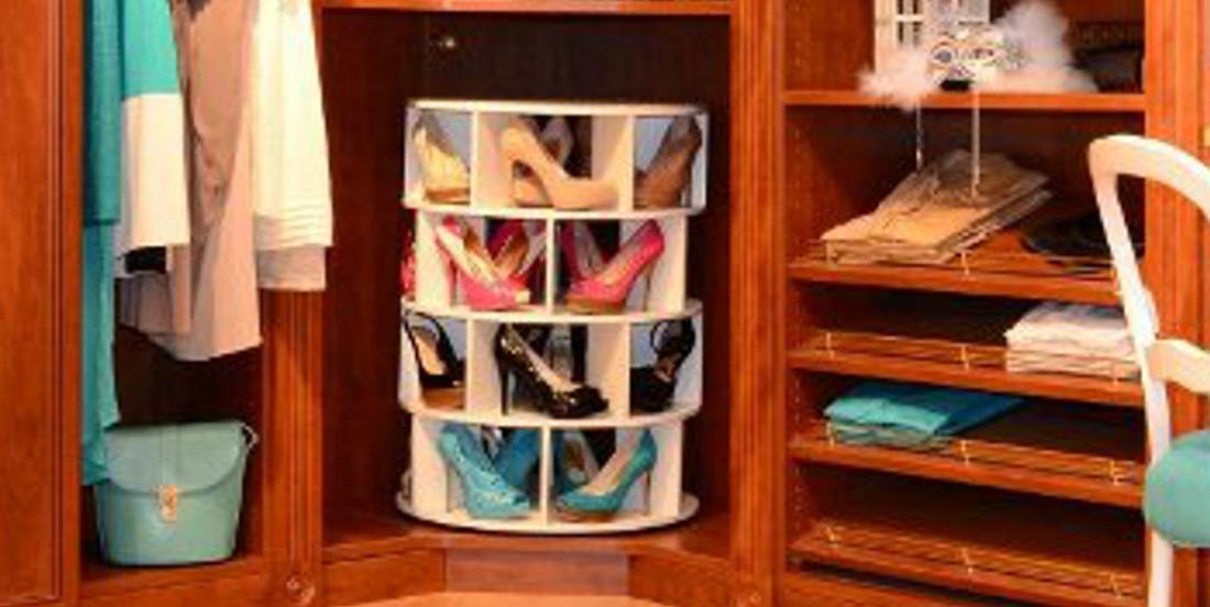 Comment Fabriquer Un Plateau Rotatif Lazy Susan Pour Les Chaussures Bricolages Trucs Et Bricolages