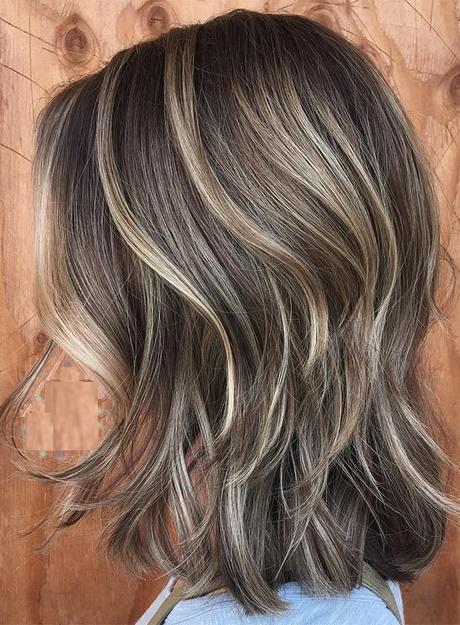 Trendy Shoulder Length Haircuts 2018