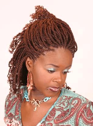 African Hair Braiding Gallery