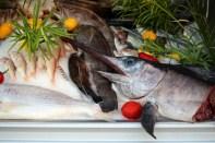 Spis fisk! Det tyrkiske kjøkken inneholder mye fisk og grønt. Sunt og godt!