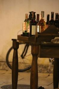 Restaurant med egen vinbutikk