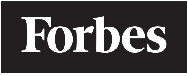 Forbes logo in black