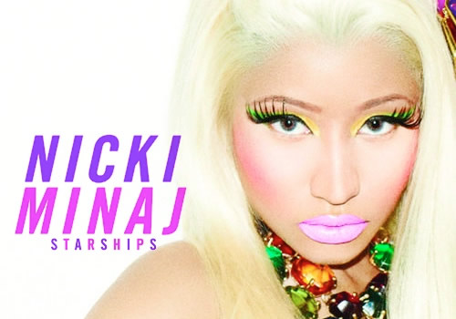 Download Exclusive: Nicki Minaj - Starships