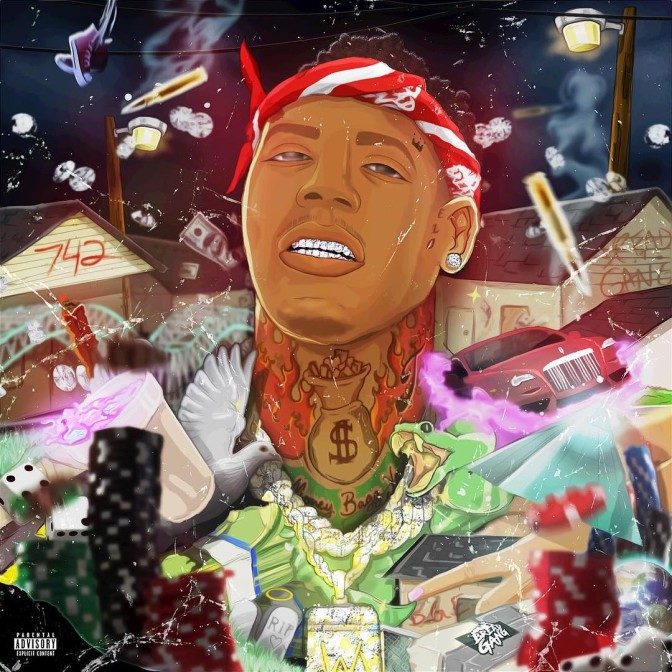 Moneybagg Yo - Bet On Me (Album Stream)