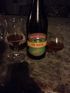 Or Xata - The Bruery (Horchata Beer) (2/4)