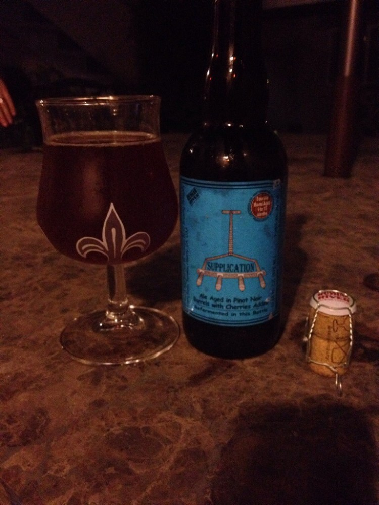Supplication - Russian River Brewing - Bi-Weekly Beer Review Episode 8 (2/2)