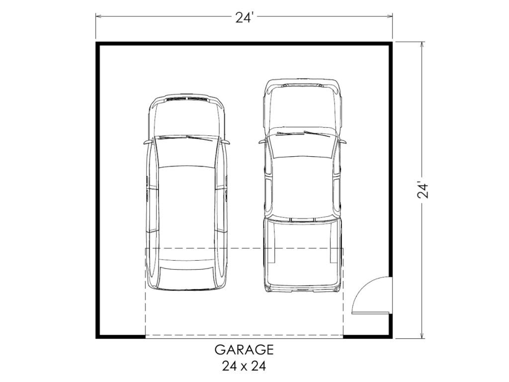Build Diy Simple Garage Plans With Apartment Plans