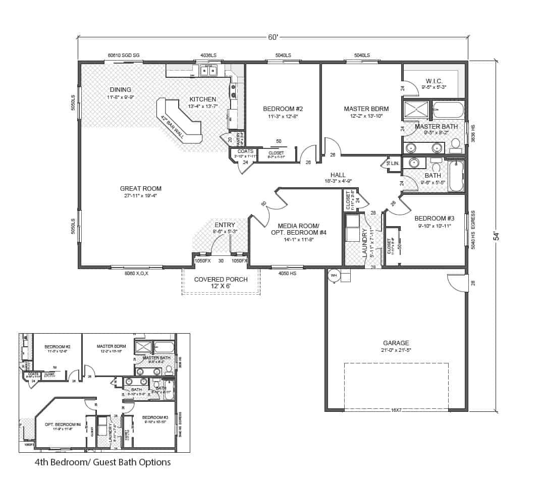 Gannon Park Home Plan