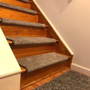 Shag Stairs