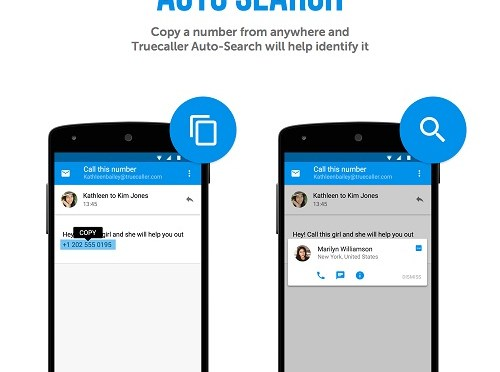 Identify a Number Anywhere with Truecaller Auto-Search - Truecaller Blog
