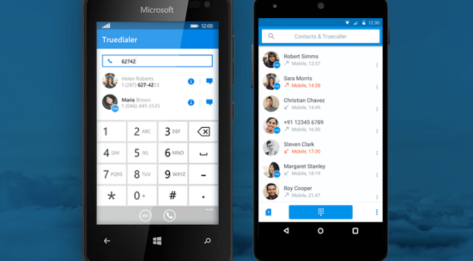 Truedialer Redesign on Windows Phone & Android to Celebrate 10 Million Users!