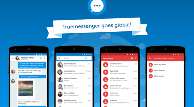 Truemessenger Goes Global!