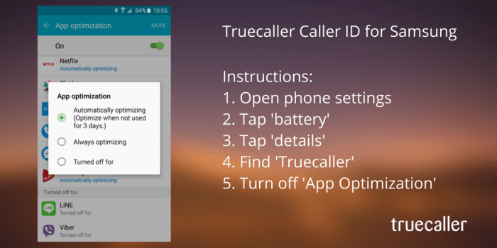 How to Enable Truecaller Caller ID on Samsung - Truecaller Blog